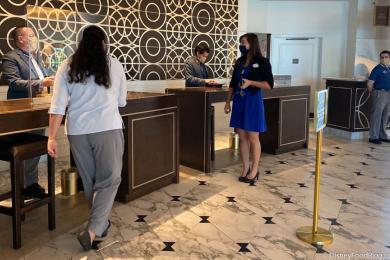 Disney Vacation Club Properties Reopen at Walt Disney World Resort