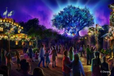 Adventure Awaits New Year's Eve At Disney's Animal Kingdom