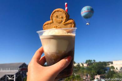 5 Exciting Holiday Cocktails To Try This Winter At Walt Disney World