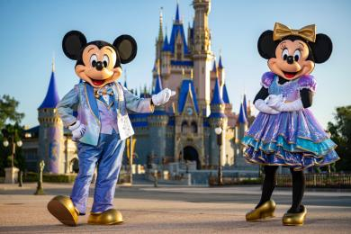 Join The World's Most Magical Celebration Beginning October 1st, 2021