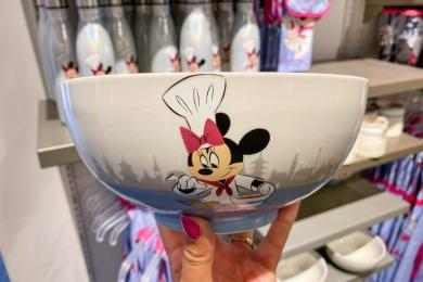 Queen of Cuisine Merchandise At The 2020 Epcot International Food & Wine Festival