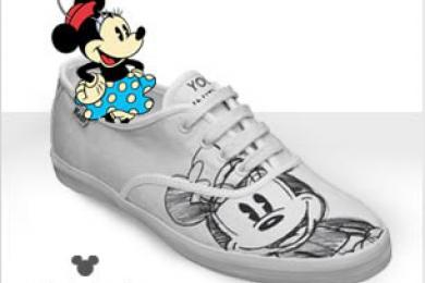DIY Disney: Shoes Made To Fit Your