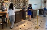 Resort Hotels Begin To Reopen