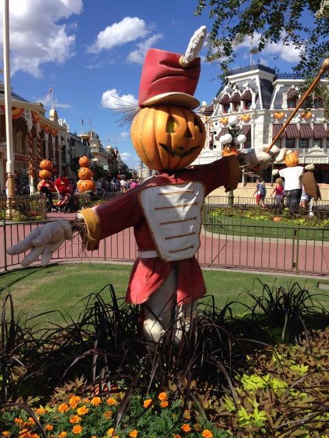 Halloween in the MK