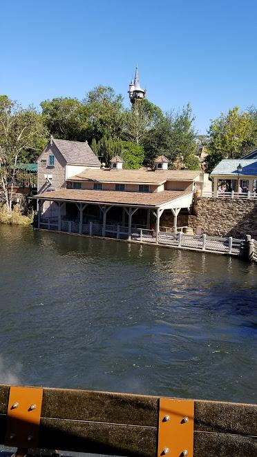 View from the Liberty Belle