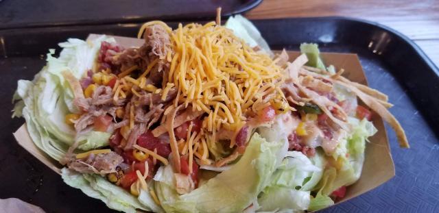 Fairfax Salad at Fairfax Fare