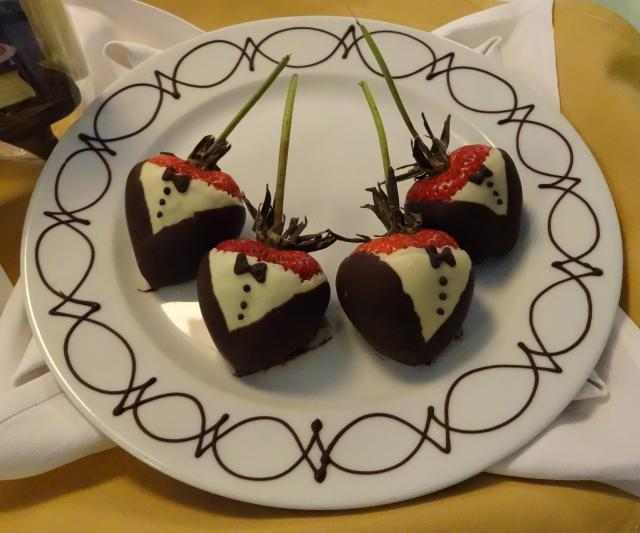 Apology Strawberries