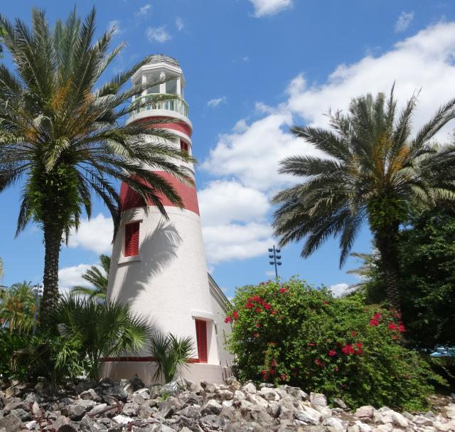 OKW Lighthouse from DTD boat