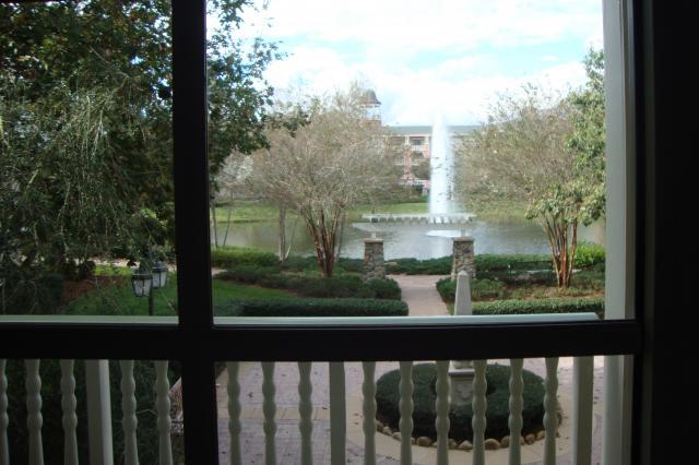 Saratoga Room View