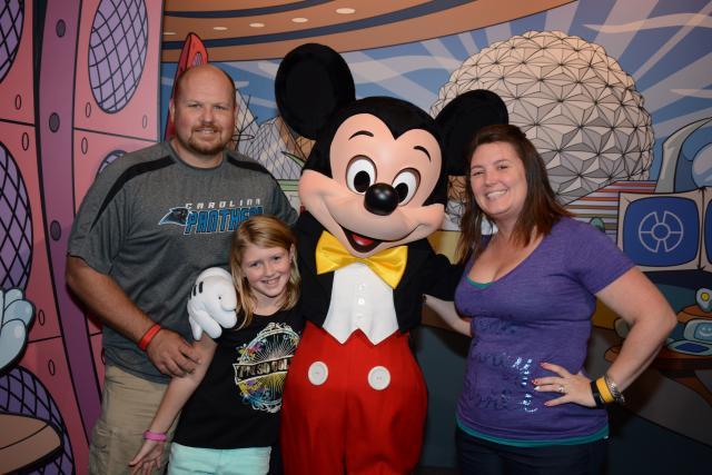 we love Mickey