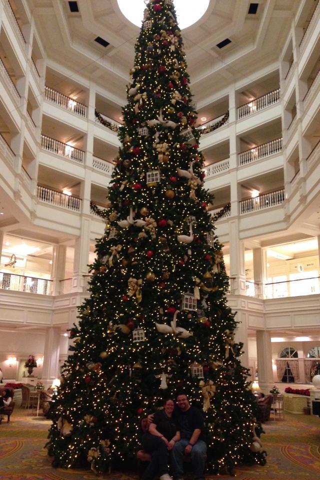 GF Christmas Tree