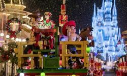 Fun Facts About Christmastime At Walt Disney World