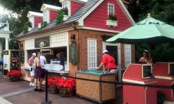 Discover Epcot International Festival of the Holidays Kitchens