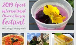 DFB Guide to the 2019 Epcot Flower and Garden Festival