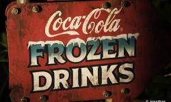 Frozen Coke – The Perfect Icy Drink On A Hot Disney day!