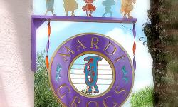 Disney's Port Orleans Mardi Grogs Pool Bar