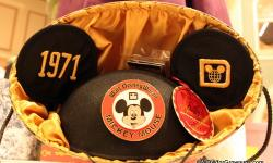 Disney World 40th Anniversary Merchandise Now in Parks