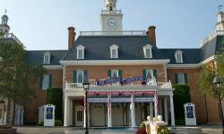 American Adventure Re-opens This Month With A New Look And Sound