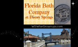 Indulge in Sweet Smelling Luxury With Florida Bath Co. At Disney Springs