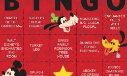 Disney Parks Bingo Cards Add More Fun to Your Disney Vacation