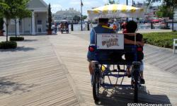 Rent a Surrey Bike at Disney's Boardwalk Resort