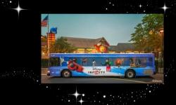 Disney Parks Buses to Feature Disney Infinity 2.0 Wraps