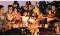Holiday Fun at Disney's Fort Wilderness Campground Resort