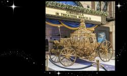 Golden Carriage from Live-Action 'Cinderella' On Display at Disney's Hollywood Studios