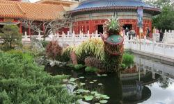 Epcot's China Pavilion Offers a Serene Spot for Weary World Showcase Travelers