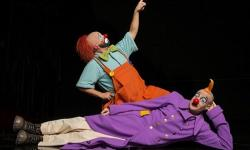 New Clowns, Pablo and Pablo, Bring More Laughs to Cirque du Soleil's 'La Nouba'