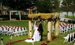 Disney Weddings Series: Boardwalk Croquet Court