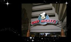 Celebrating Thanksgiving at Chef Mickey's in Disney's Contemporary Resort
