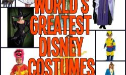 Disney Halloween Costumes From Our Friends At Mickey Fix