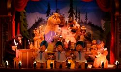 Country Bear Jamboree Gets a Slight Revamp