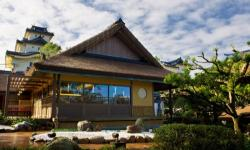 Find a Quick Bite to Eat amid Beautiful Japanese Gardens at Epcot's Katsura Grill
