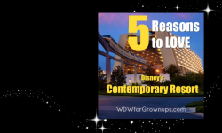 5 Reasons to Love Disney's Contemporary Resort