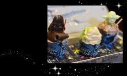 Cupcakes Channel The Force At Star Wars Weekends