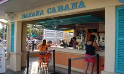 Banana Cabana Pool Bar at Disney's Caribbean Beach Resort