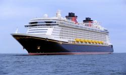 Three Disney Cruise Line Ships Currently Homeporting in Port Canaveral