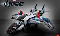 Marvel Lego Avengers Saving a Planet Near You!