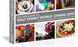 The Disney Food Blog Guide to Walt Disney World Dining 2014