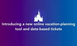 Walt Disney World Introducing Date Based Tickets October 16th, 2018