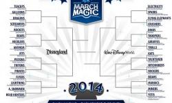 Vote for Your Favorite Disney Parks Attraction in the March Magic Tournament