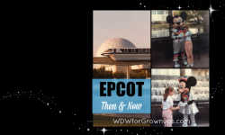 Disney History: Epcot's Future World Then & Now