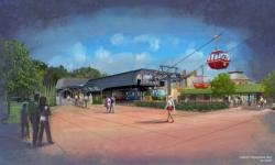 Disney Gives Update for the New Disney Skyliner System