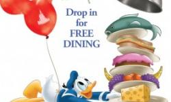 Free Dining Announced for Select Dates this Fall at Walt Disney World