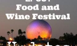 2013 Epcot Food and Wine Festival Details from the Disney Food Blog