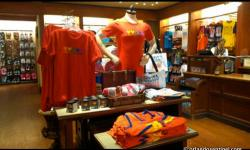 Unofficial Gay Day Merchandise Sold at Magic Kingdom During Annual Event