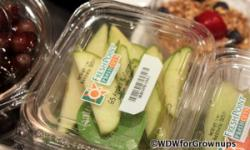 Healthy Eating at Walt Disney World