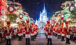 Walt Disney World Resort Prepares for Magical Holiday Season